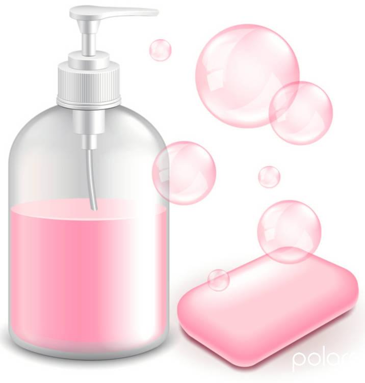 Мыло жидкое